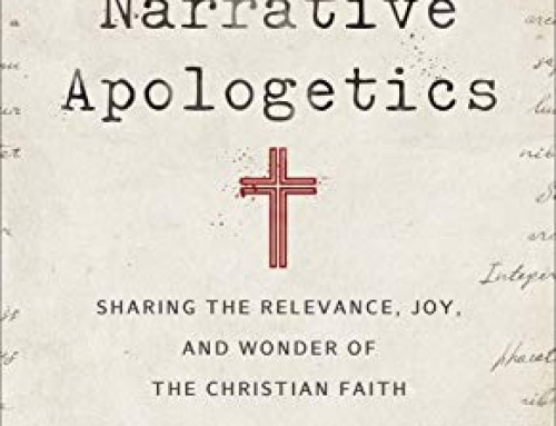 Book Review: Narrative Apologetics by Alister McGrath